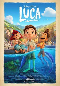 Luca: nuovo poster e nuovo trailer ufficiale