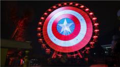Il Luneur Park si tinge Marvel