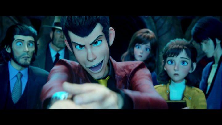 Lupin III – The First – Trailer Ufficiale Italiano | HD