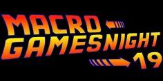 Macro Games Night 2015