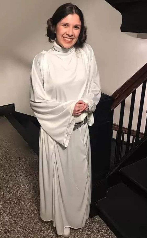 Maggie Trunfio, il ritorno della Principessa Leia?