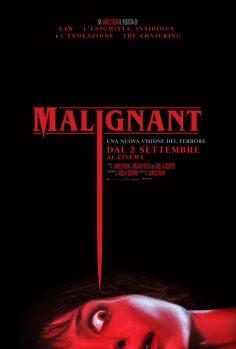 Malignant, dal 2 settembre al cinema