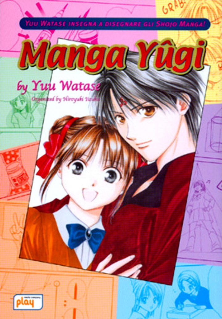 Manga Yugi di Yuu Watase