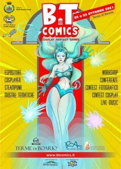 BT Comics Cosplay Fantasy Games