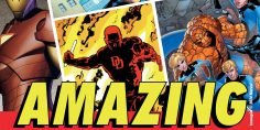 Amazing: i supereroi Marvel in Mostra