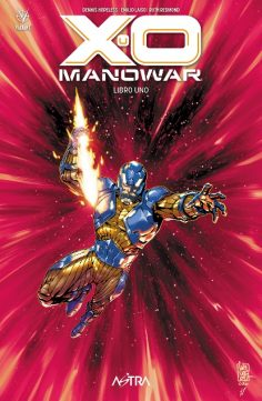 X-O MANOWAR (2021) n.1