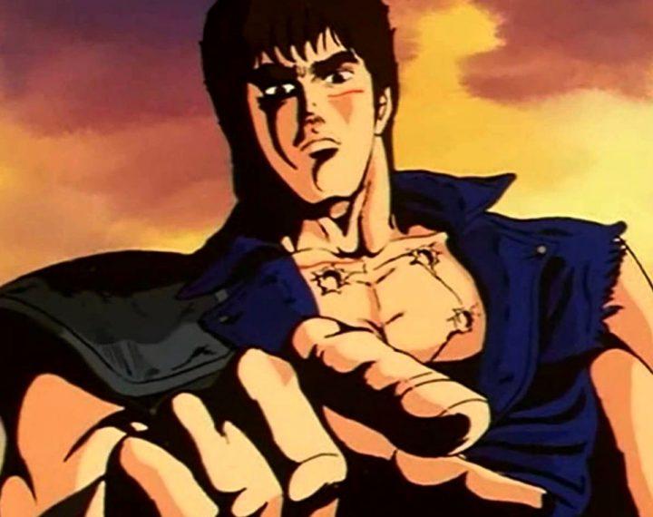 Kenshiro: la prima serie