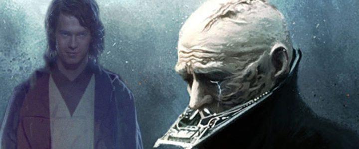 Anakin Skywalker potrebbe tornare in The Last Jedi