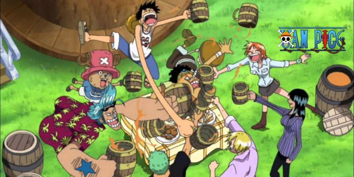 One Piece Party N. 1: È qui la festa?!?