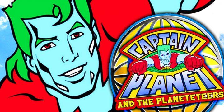 Capitan Planet e i Planeteers