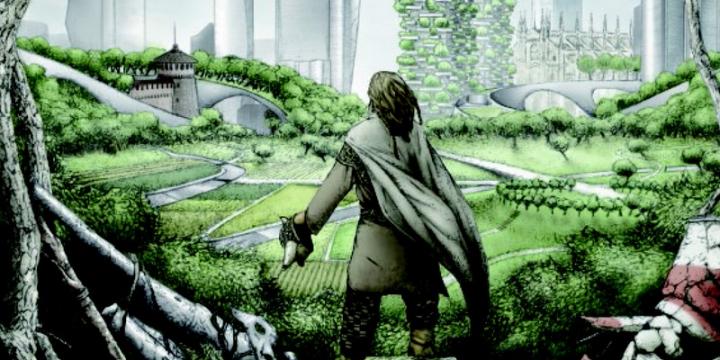 Medhelan, la storia di Milano in graphic novel