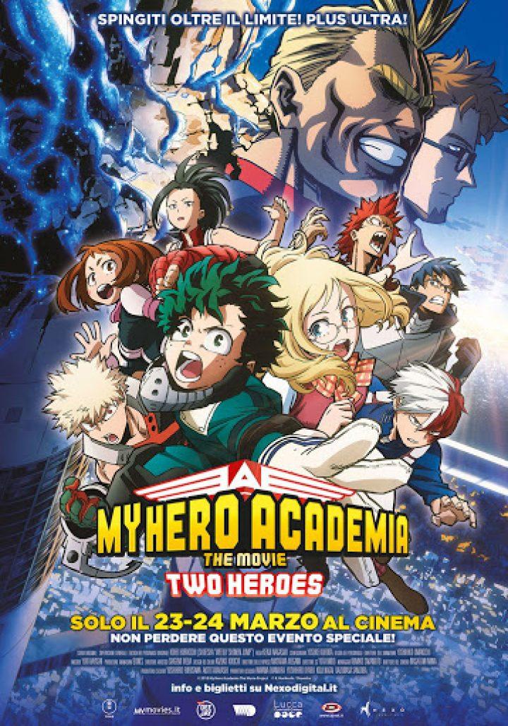 My Hero Academia: ad aprile due grandi uscite legate alla serie di Horikoshi Sensei