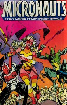 Micronauti: Gli esseri spaziali  della calamita…
