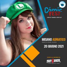 Comic Fest – 20 Giugno 2021 @ Misano Adriatico
