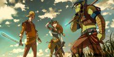 Dragonero: il teaser della serie animata