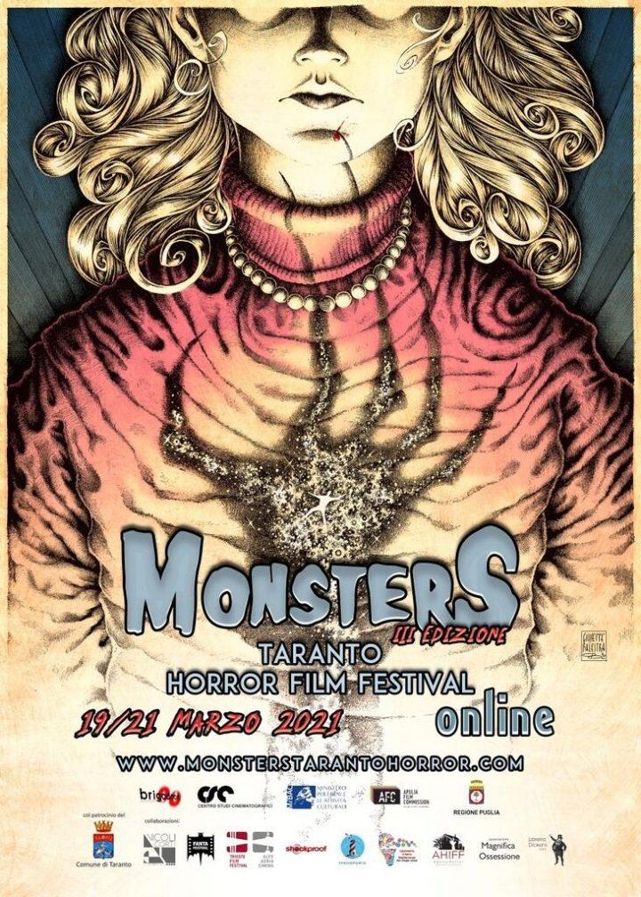 Monsters Taranto Horror Film Festival: online