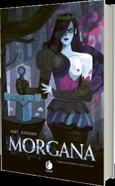 Stéphane Fert, disegnatore di Morgana, sarà in Italia  per eventi e firmacopie!