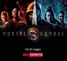 Mortal Kombat in prima assoluta il 30 maggio su Sky Cinema