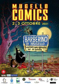 Mugello Comics: 2-3 ottobre 2021