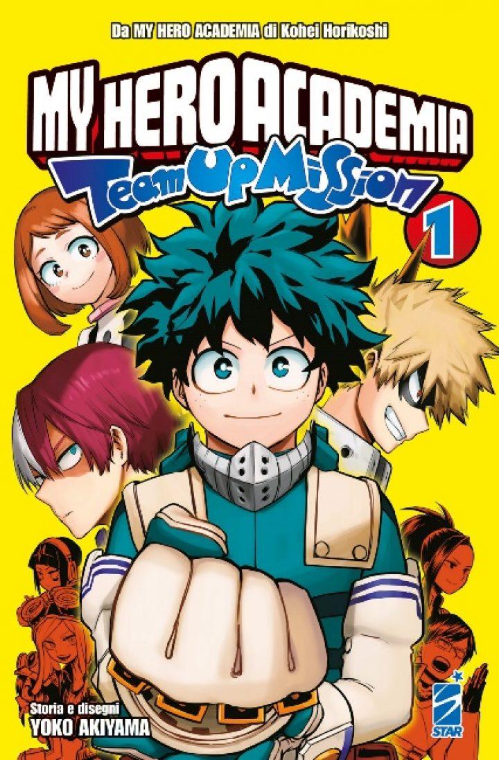 Il nuovo spin-off di My Hero Academia in arrivo a settembre