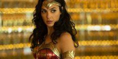 Wonder Woman 1984: inizio delle riprese