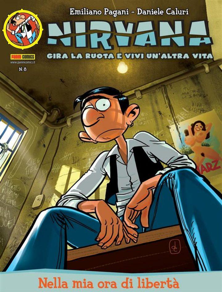 Nirvana: la serie dei Paguri per Panini Comics