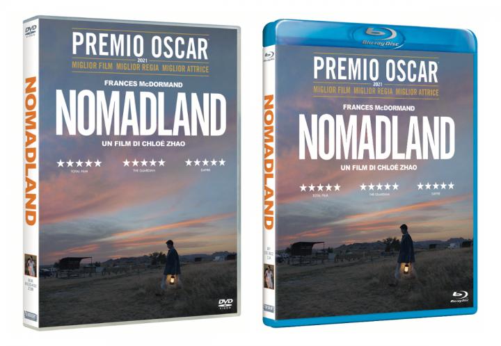 Nomadland disponibile dal 28 giugno in Blu-Ray e DVD
