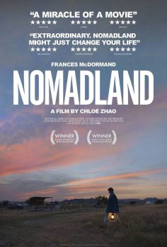 Nomadland al Cinema e su Star/ Disney+