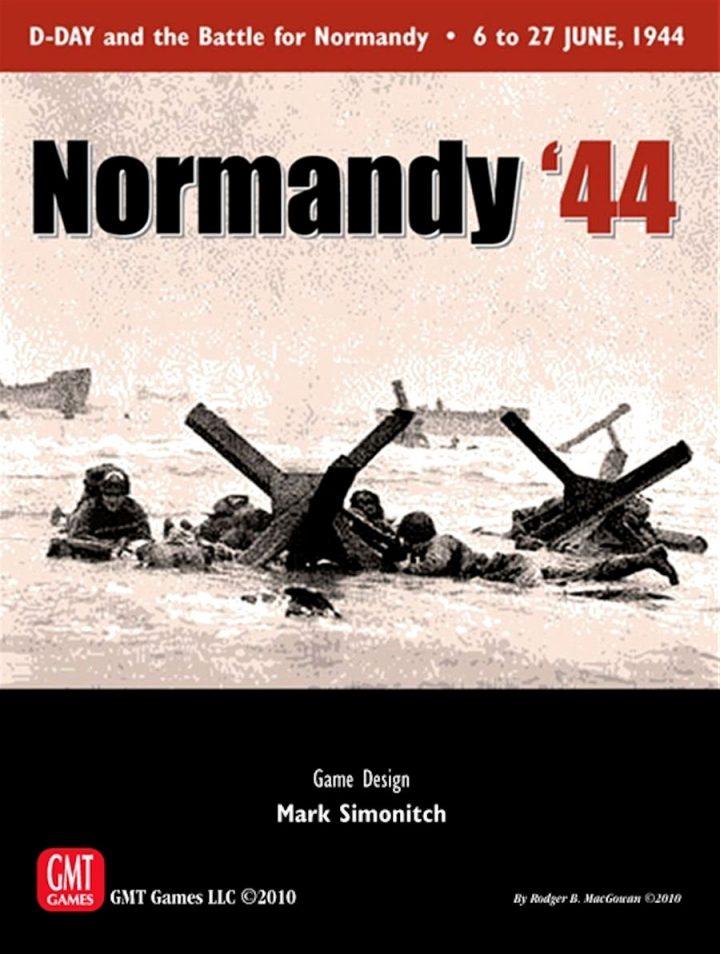 Normandia 1944 – Wargame e dintorni