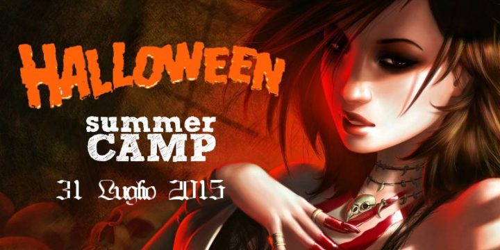 Halloween Summer Camp 2015