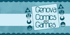 Genova Comics and Games 2015