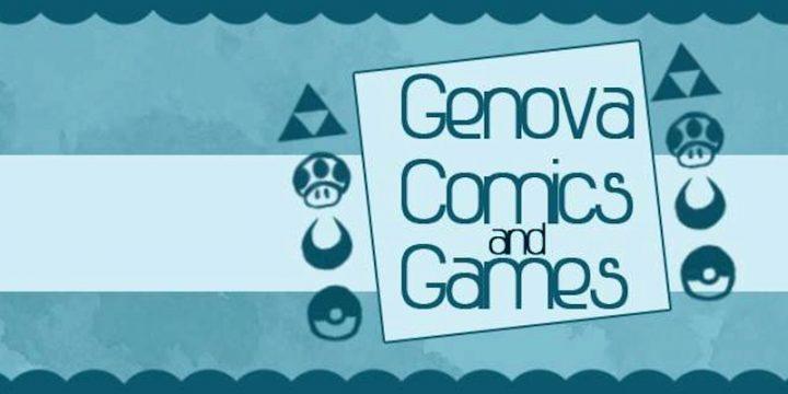 Genova Comics and Games 2015