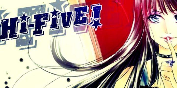 Hi*Five, nuovo manga italiano