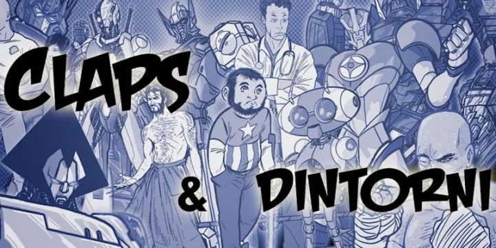 Manuale di fumetto di Claps