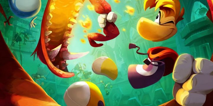 Rayman Adventures su mobile
