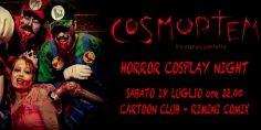 Horror Cosplay Night – Cosmortem