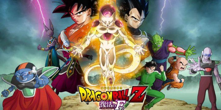 Dragon Ball Z – La Resurrezione di 'F' al cinema