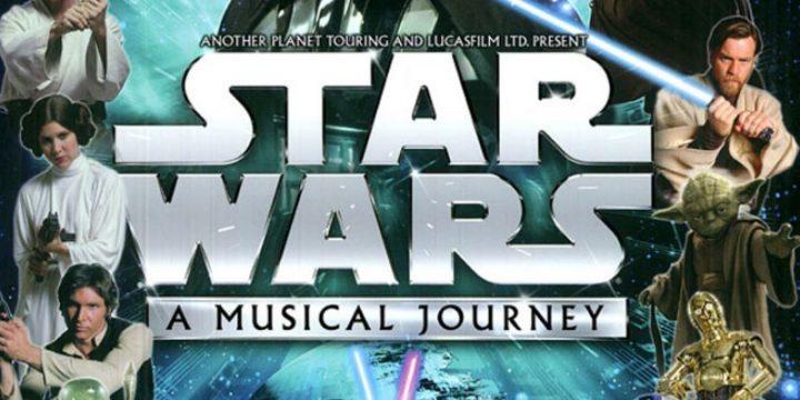 Star Wars – A Musical Journey