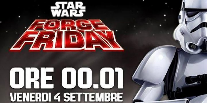 #ForceFriday @ Disney Store