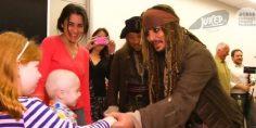 Capitan Jack Sparrow abborda un Ospedale!