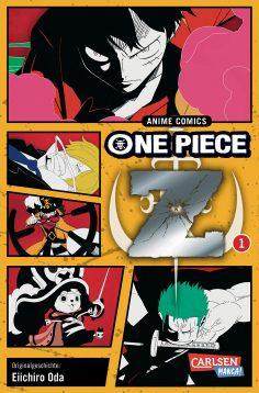 One Piece z – Anime comics: La ciurma pronta a salpare quest'estate