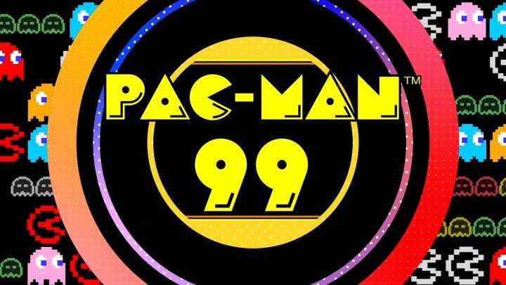 Pac-Man 99 su Nintendo Switch