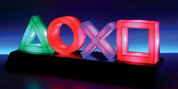 Lampada ufficiale Playstation, Paladone