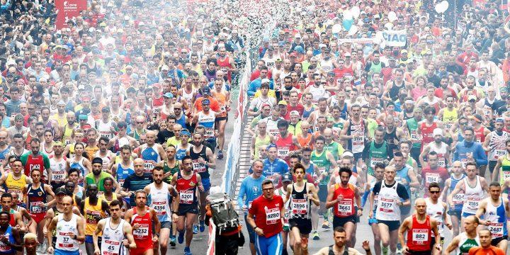 La Forza scorre al Milano Marathon