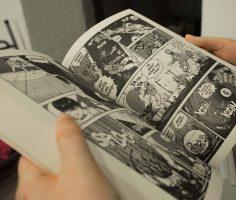AIE e Lucca Crea insieme per promuovere il fumetto