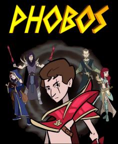 Phobos: il fumetto in ricordo di Tiziano Crocicchia