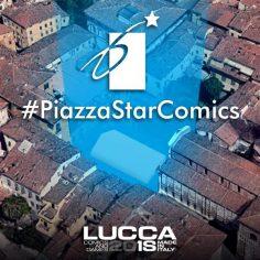 Star Comics a Lucca Comics & Games 2018: Nasce Piazza Star Comics!