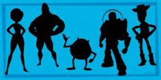 Pixar 30 anni di animazione in mostra