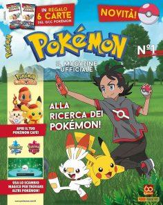 Pokémon: arriva il magazine ufficiale
