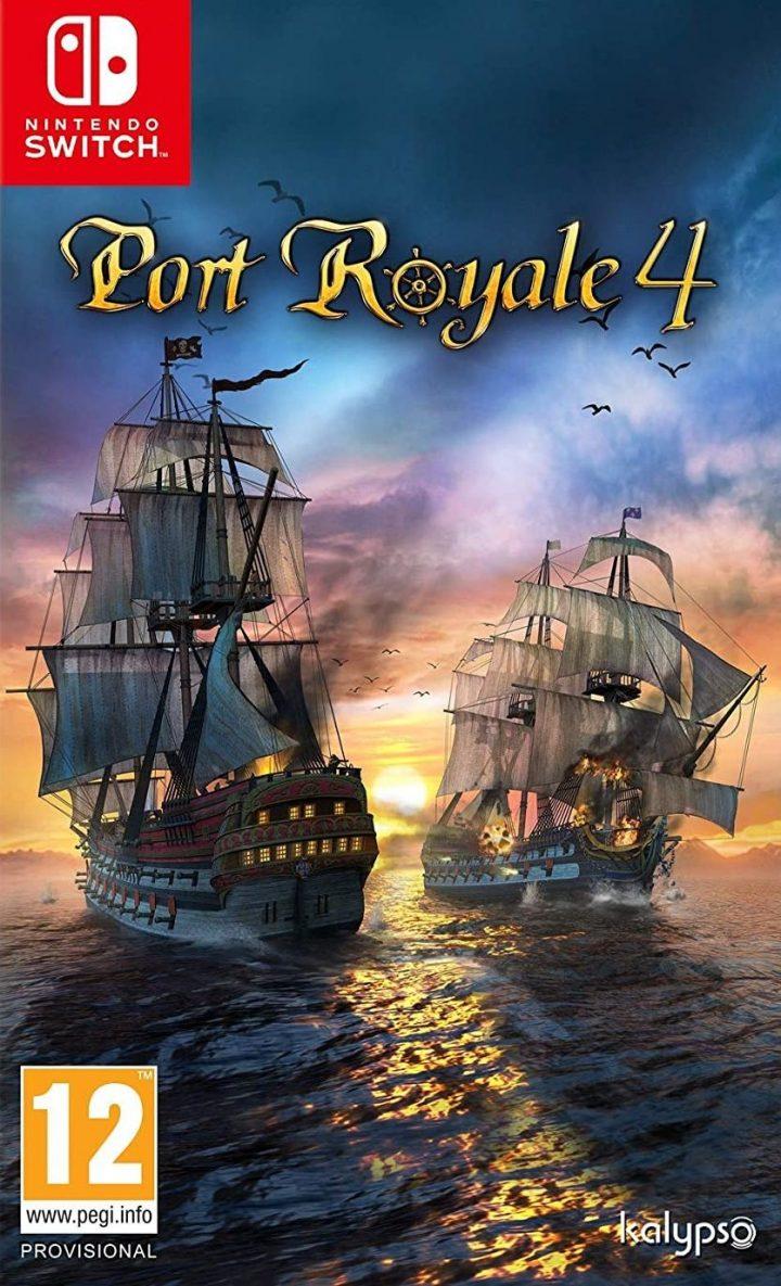 Port Royale 4 arriva questo mese su Switch